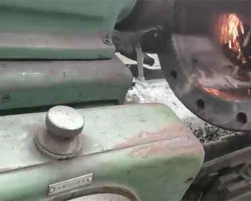 油缸内孔磨加工